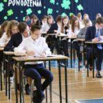 Egzaminy ósmoklasistów wdniach 15, 16, 17 kwietnia 2019r