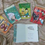 Spotkanie zautorem książek dla dzieci