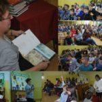 Czytelnicza przygoda – spotkanie zautorem książek dla dzieci