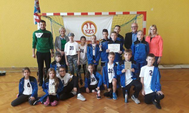 IiII miejsce dla SP 3 wmiędzyszkolnej rywalizacji sportowej 2018/2019