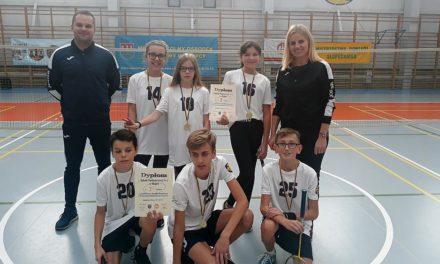 Dwa Mistrzostwa Powiatu dla SP3