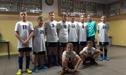 Awans doturnieju finałowego Mistrzostw Powiatu wHalowej Piłce Nożnej