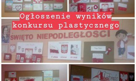 """Konkurs plastyczny""""Moja ojczyzna""""."""