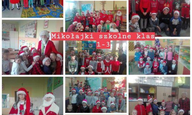 Mikołajki klas 1 – 3