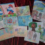 Biblioteczny konkurs plastyczny dla pierwszoklasistów