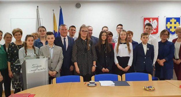 Młodzieżowej Radzie Miasta