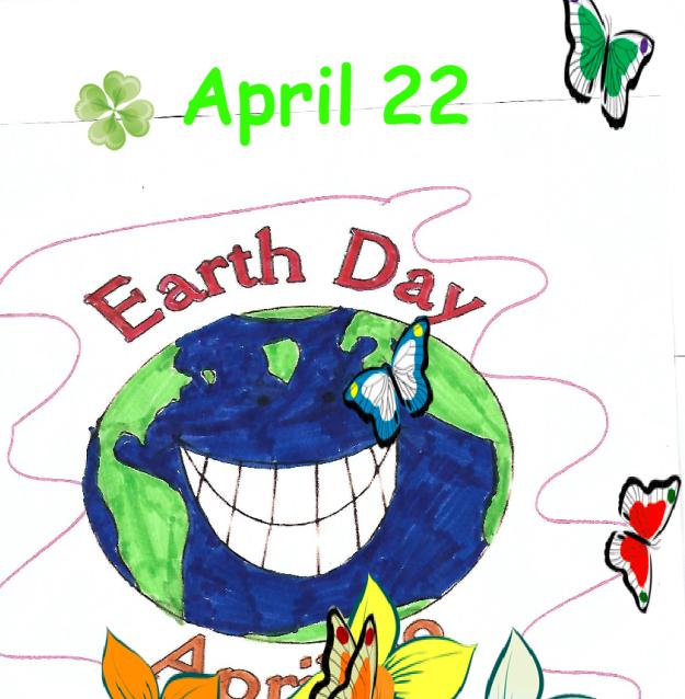 Earth Day. Dzień Ziemi.