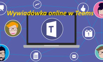 Harmonogram spotkań online zrodzicami 27- 28.01.2021 r.
