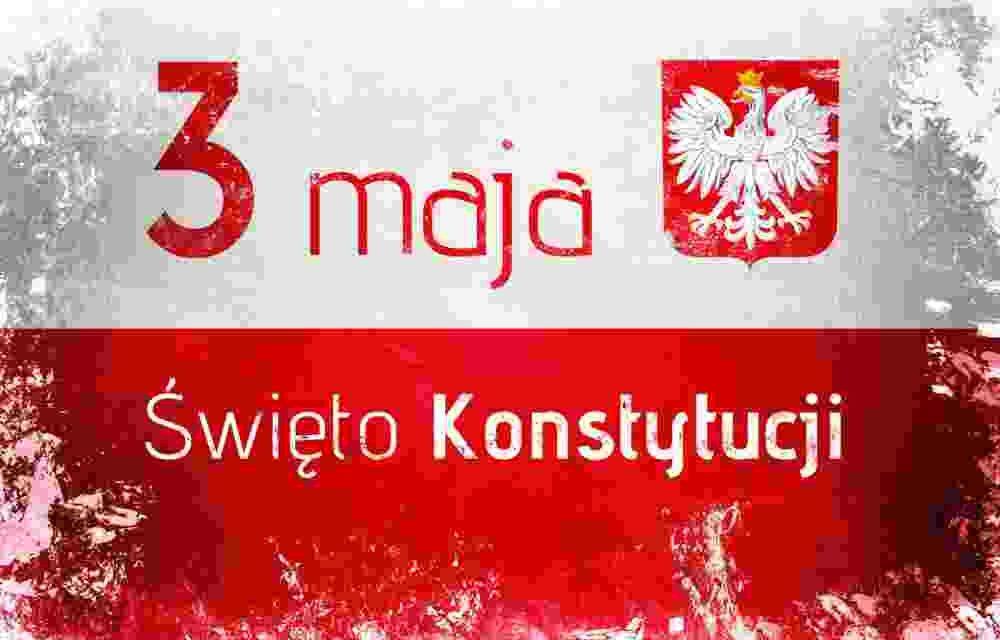 Święta Konstytucji 3 Maja