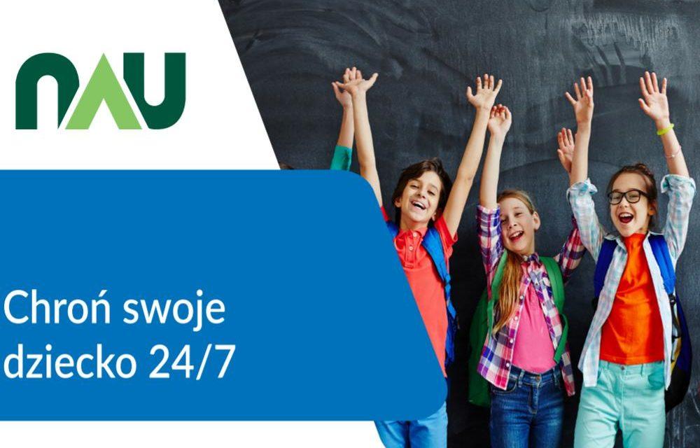 Ubezpieczenie NNW Dzieci iMłodzieży wNauczycielskiej Agencji Ubezpieczeniowej