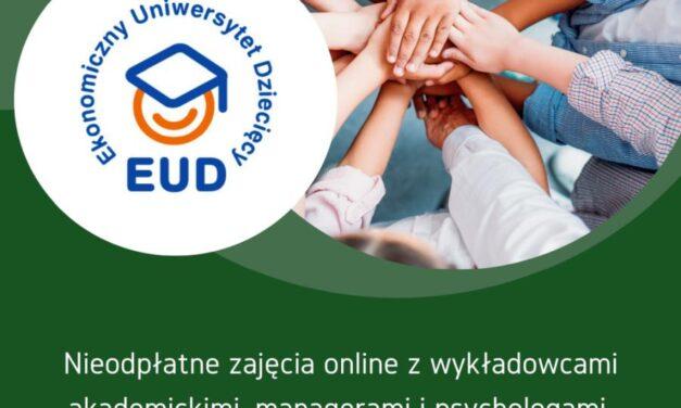 Zapisy nazajęcia online Ekonomicznego Uniwersytetu Dziecięcego wsemestrze letnim 2020/2021