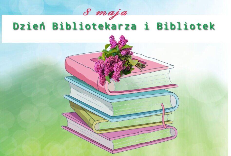 """""""Znajdziesz mnie wbibliotece"""" hasłem Tygodnia Bibliotek 2021"""