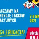 XXV Targi Edukacyjne dla uczniów szkół podstawowych orazponadpodstawowych